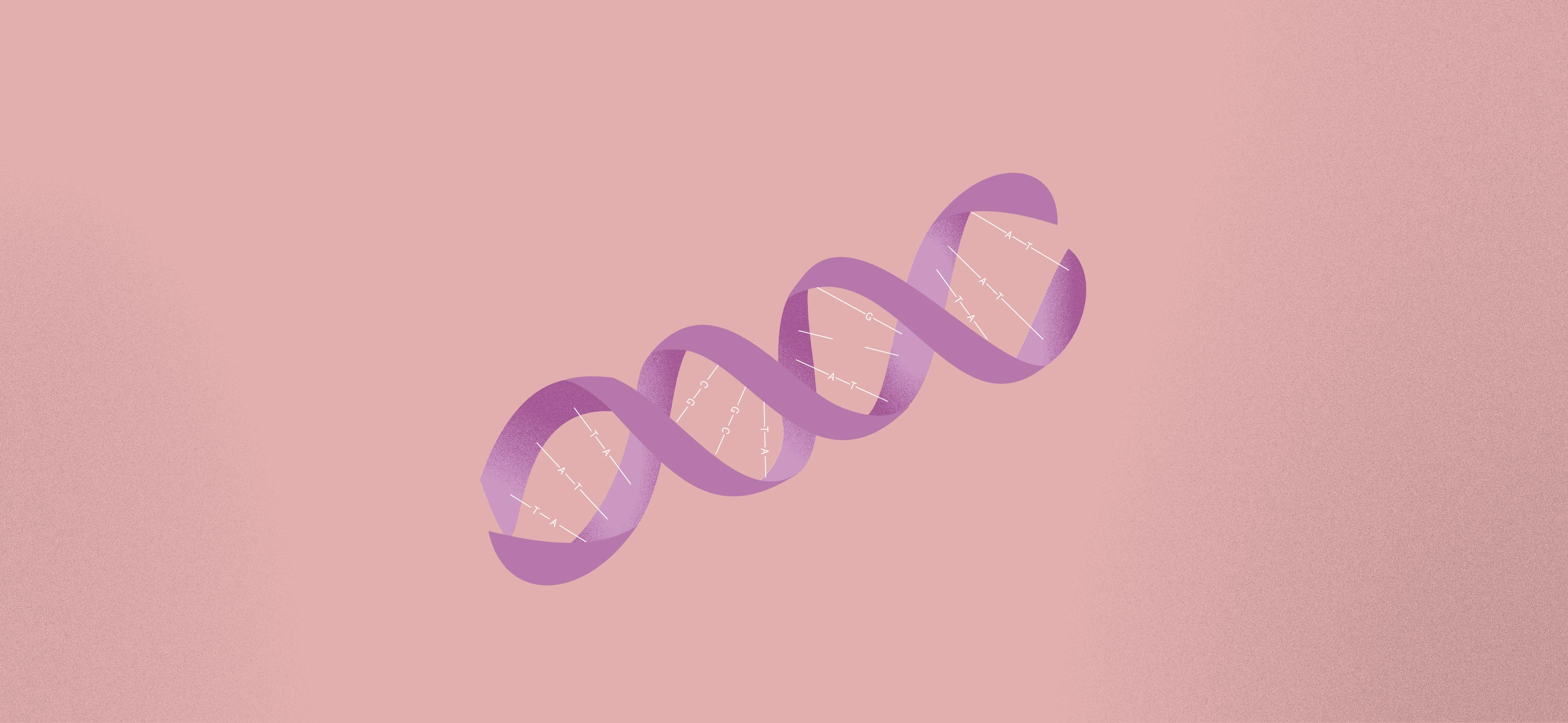 DNA helix illustration – tweezers are substituting DNA with XNA