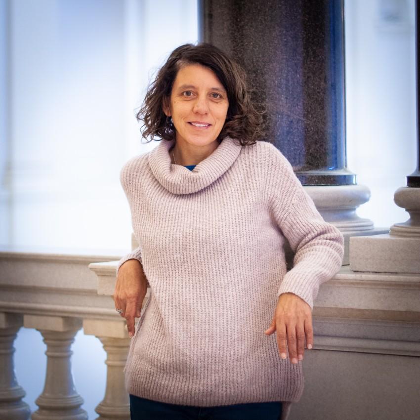Andrea Loettgers, PhD, PD